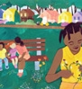 Color All Around: Illustrations by Adjoa J. Burrowes