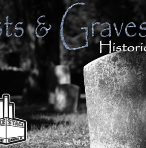 Historical Halloween tour of Grove Street Cemetery Ghosts & Gravestones