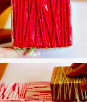 Yarn Printing / Space Dyeing Workshop