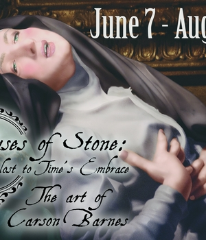 Muses of Stone: Women Lost to Time's Embrace