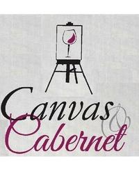 Canvas & Cabernet social painting class