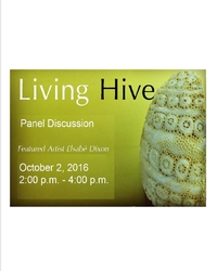 Living Hive Panel Discussion