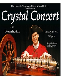 Crystal Concert with Dean Shostak