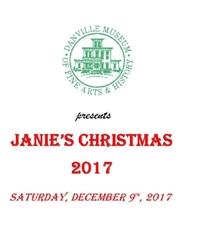 Janie's Christmas 2017