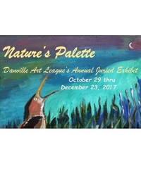 Danville Art League's Fall Exhibition Opening Reception