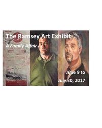 The Ramsey Art Exhibit A Family Affair