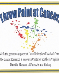 Throw Paint at Cancer