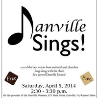 Danville Sings