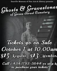Ghosts & Gravestones of Grove Street Cemetery