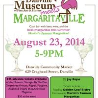 The Danville Museum of Fine Arts & History Meets Margaritaville