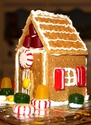 Sutherlin Mansion Ginger Bread House Building