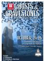 Ghost & Gravestones of Grove Street Cemetery