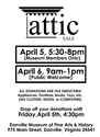 Attic Sale (MEMBERS ONLY)