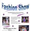Fashion Show at Danville Museum of Fine Arts & History
