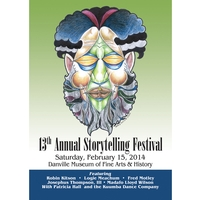 "13th Annual Storytelling Festival: ""Keeping the Oral History Alive"""