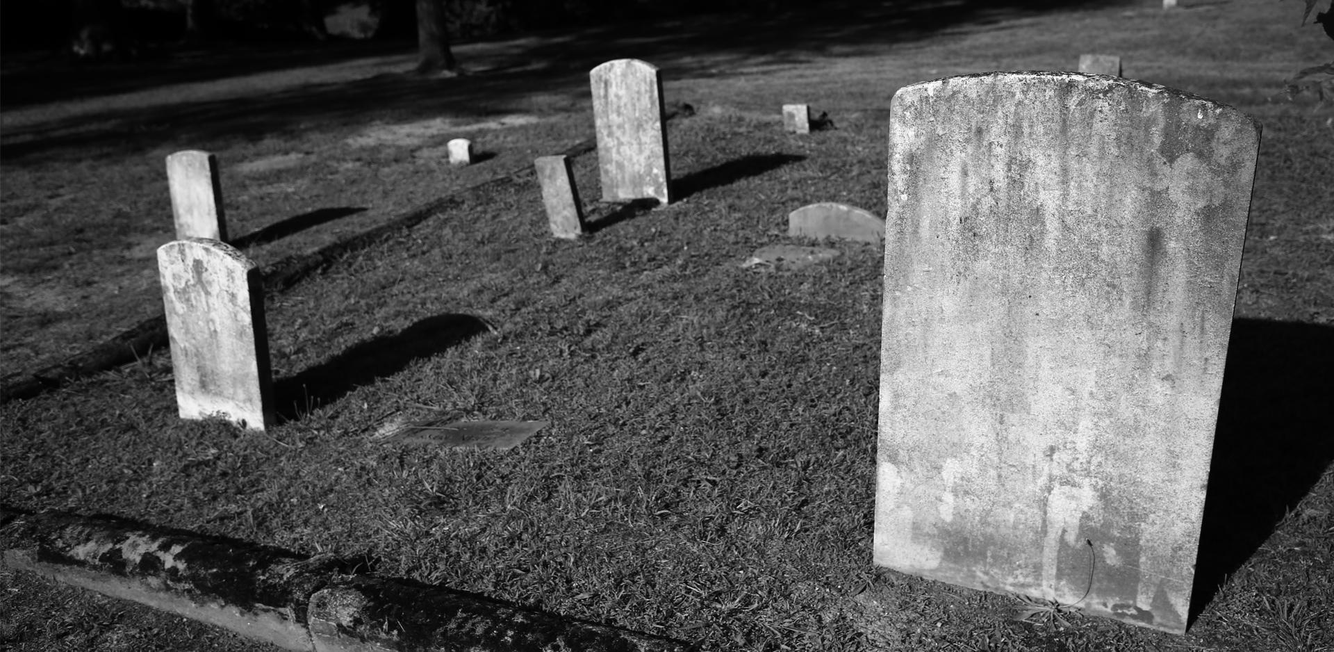 Ghosts & Gravestones