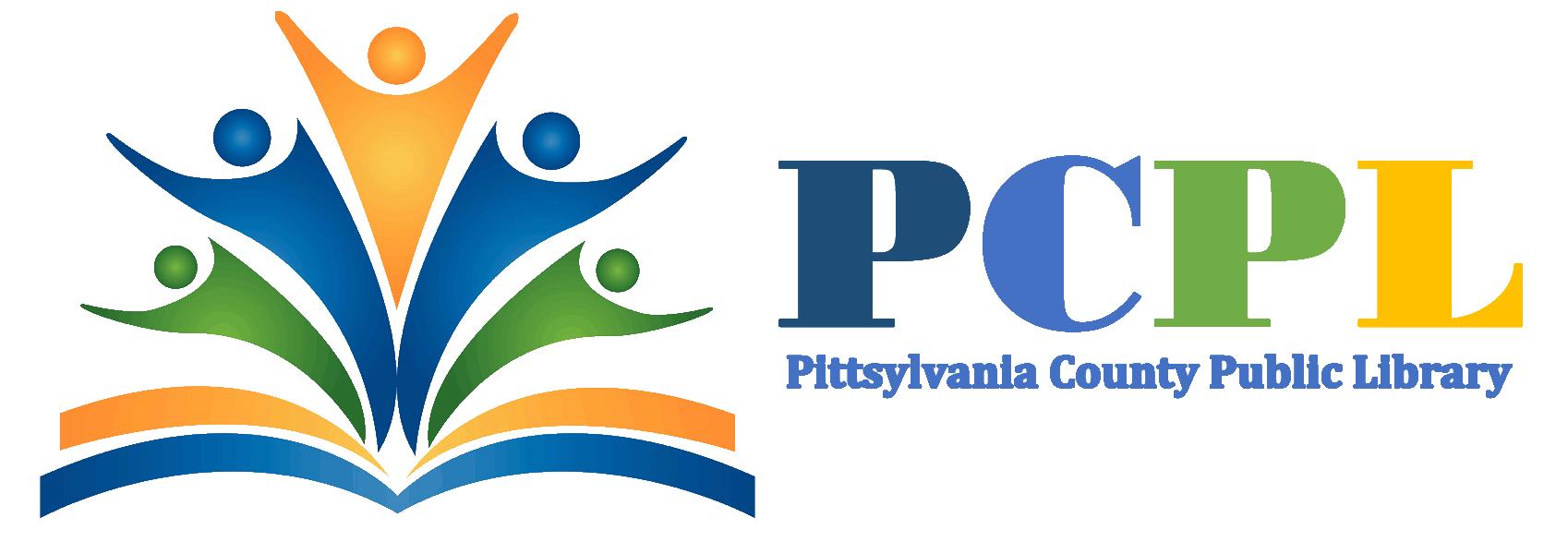Pit County Pub Library logo
