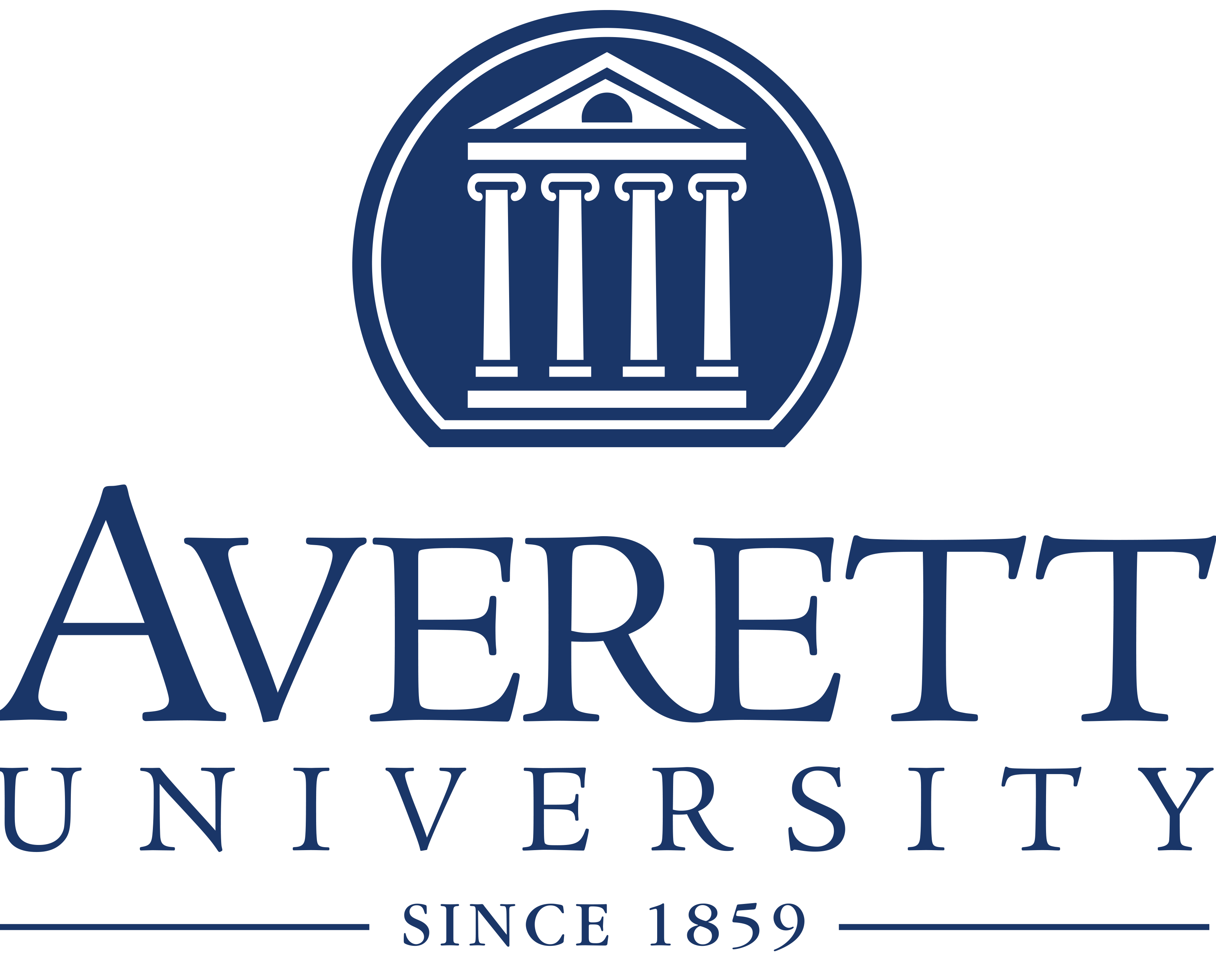 Averett U Logo