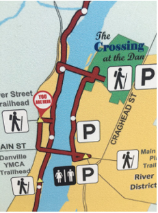 Bridge Area Map