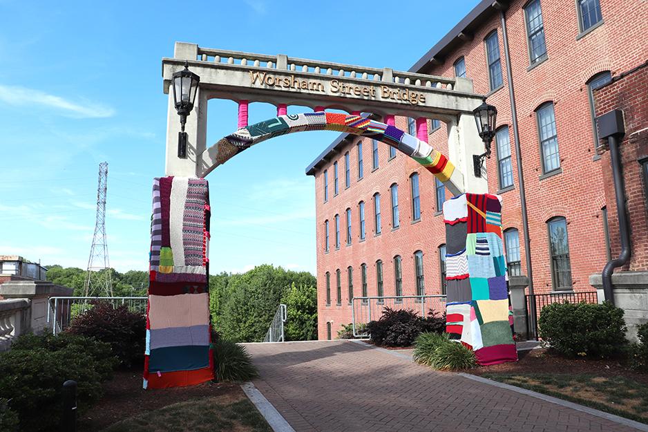 Worsham Bridge Arch