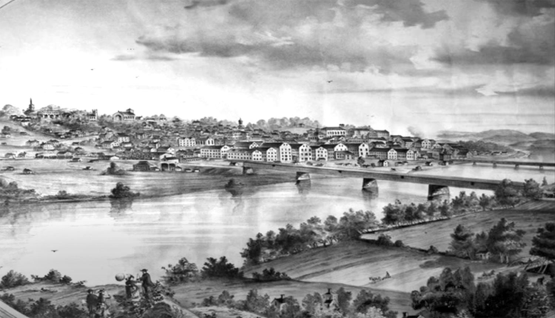 Dan River Region_Early Sketch