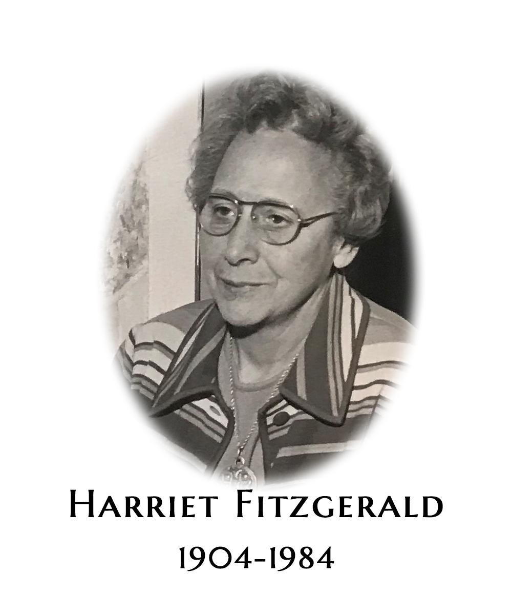Harriet Fitzgerald